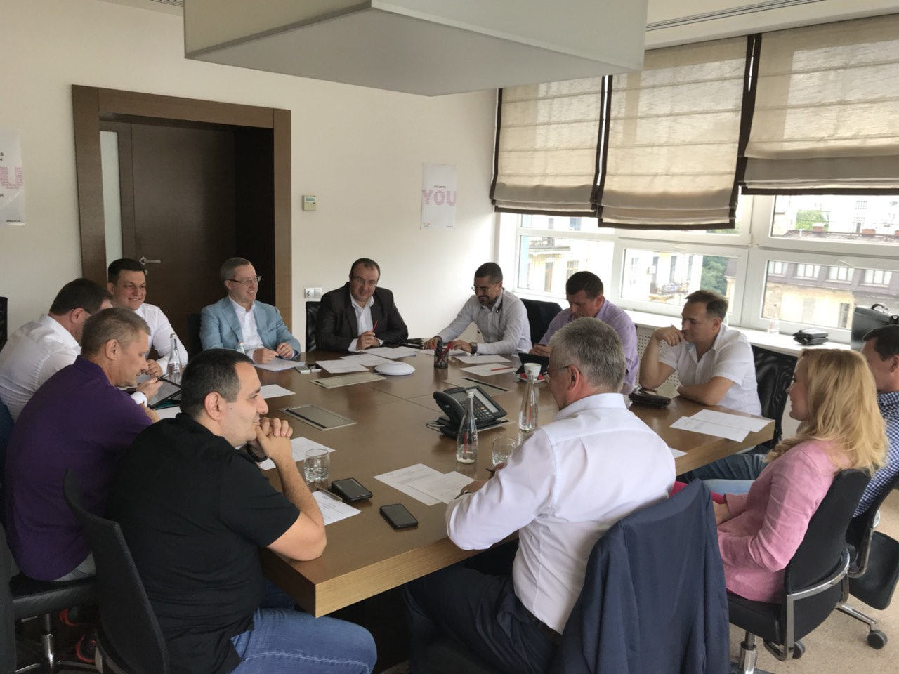 ACSP Сommittee's meetings were held